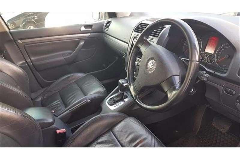 VW Golf 1.9TDI Comfortline Auto 2007