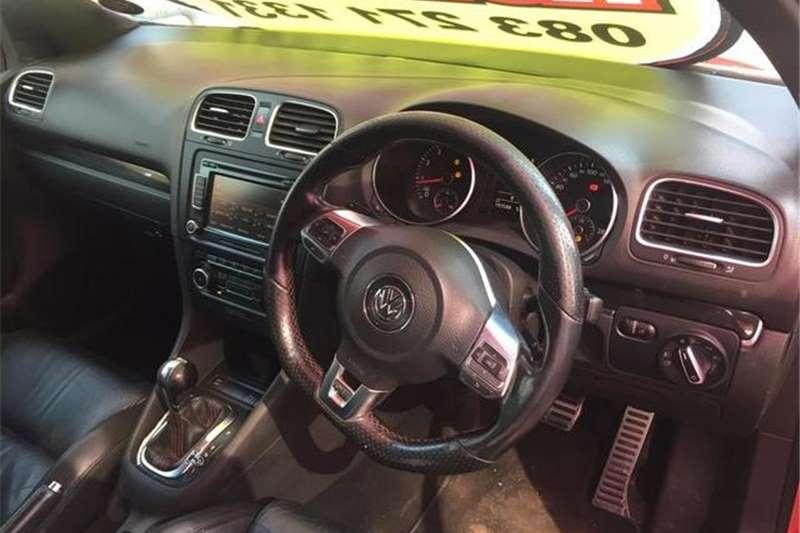 VW Golf 2.0 TSI GTI Auto 2010