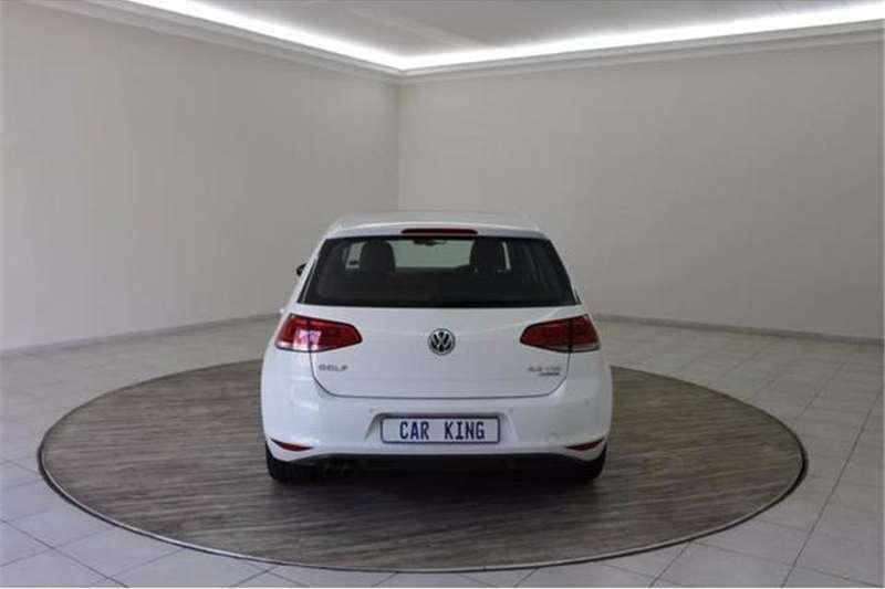 VW Golf 2.0TDI Highline 2013