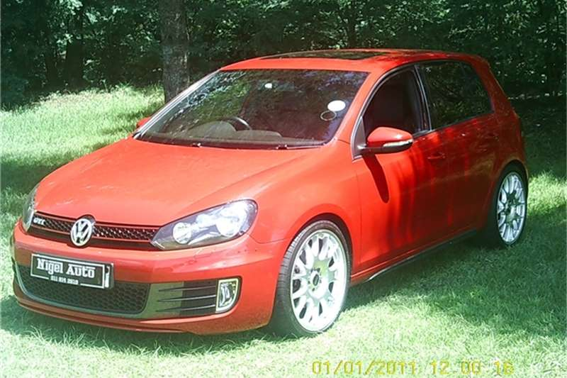 2009 vw golf 6 gti cars for sale in gauteng r 259 900 on auto mart. Black Bedroom Furniture Sets. Home Design Ideas