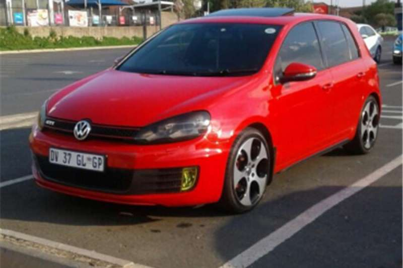 vw golf 6 gti dsg for sale cars for sale in gauteng r. Black Bedroom Furniture Sets. Home Design Ideas