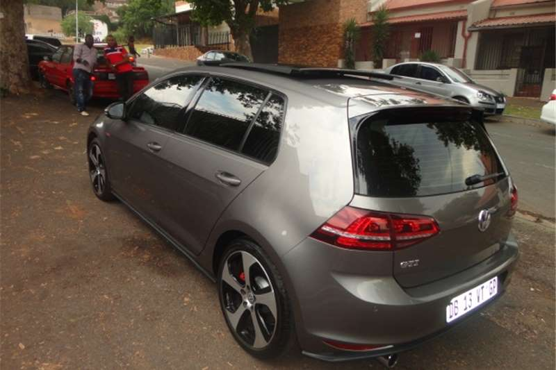 2014 vw golf 7 gti dsg auto cars for sale in gauteng r 349 000 on auto mart. Black Bedroom Furniture Sets. Home Design Ideas