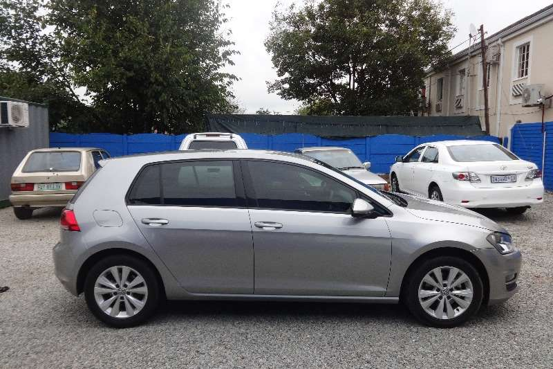 VW Golf cabriolet 1.4TSI Highline 2014