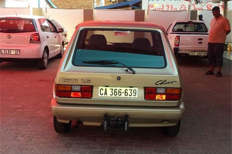 VW Golf CITI GOLF CHICO 1.6 2001