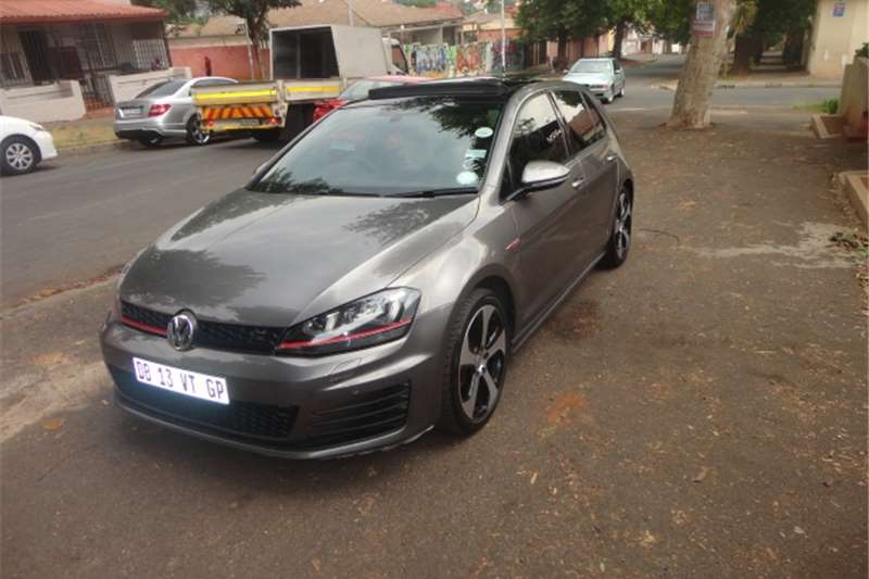 2014 vw golf golf 7 gti dsg auto cars for sale in gauteng r 349 000 on auto mart. Black Bedroom Furniture Sets. Home Design Ideas