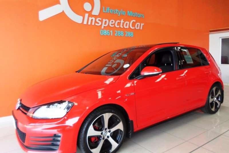 VW Golf Golf VII GTI 2013