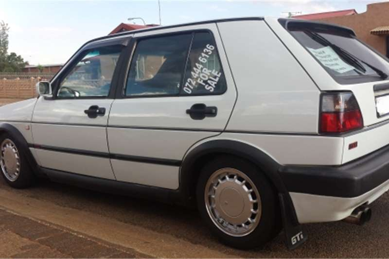 1992 vw golf gti 16v executive cars for sale in gauteng. Black Bedroom Furniture Sets. Home Design Ideas