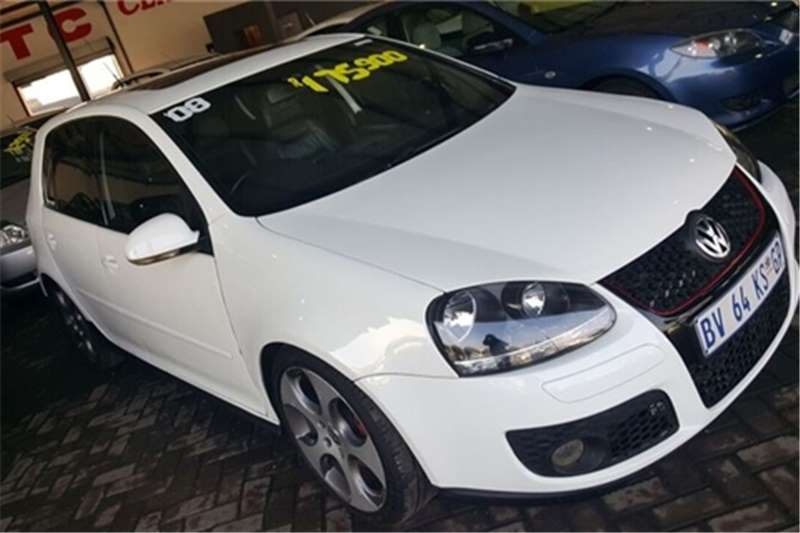 2008 VW Golf GTI 5 FSI 2.0 Cars for sale in Gauteng | R ...