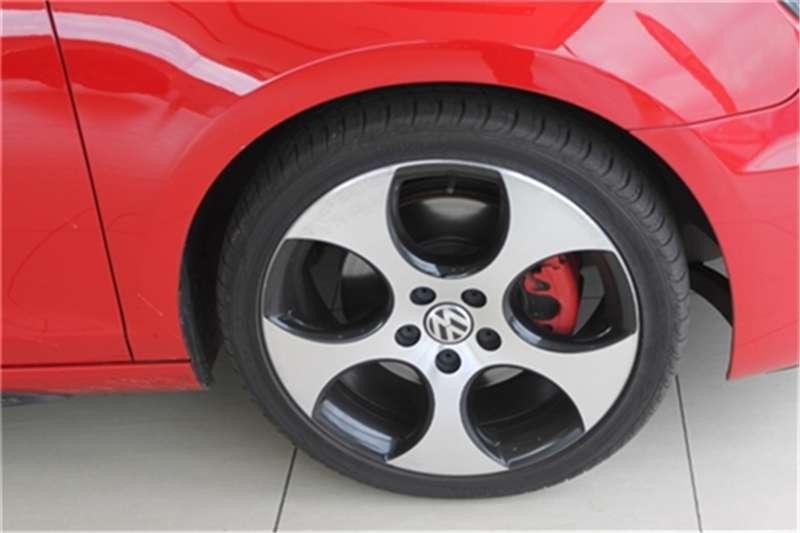 VW Golf GTI auto 2011