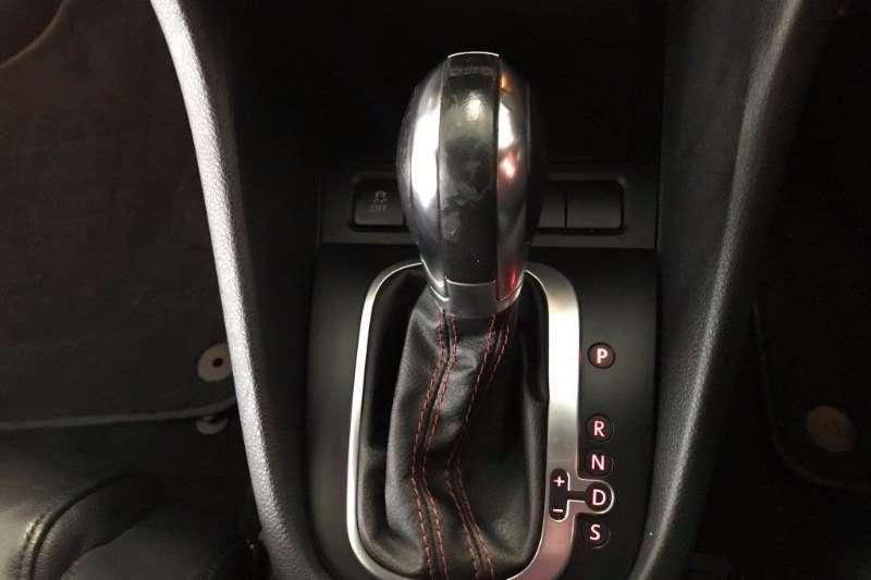 VW Golf GTI auto 2012