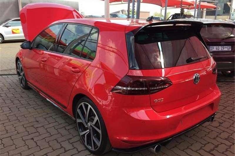 VW Golf GTI Clubsport Auto 2016