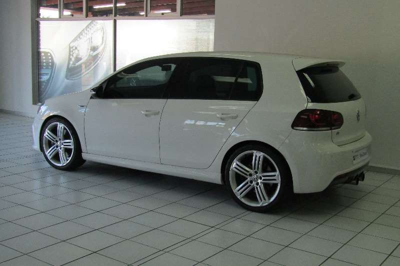 VW Golf R 2012