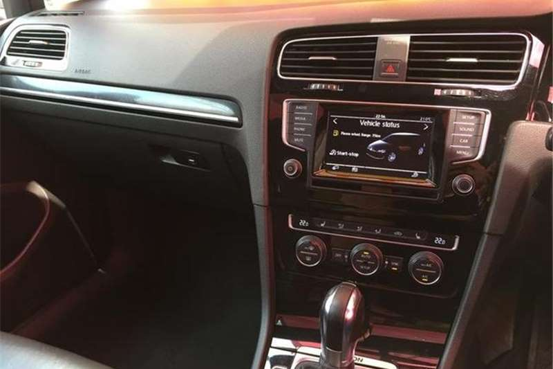 VW Golf R Auto 2014