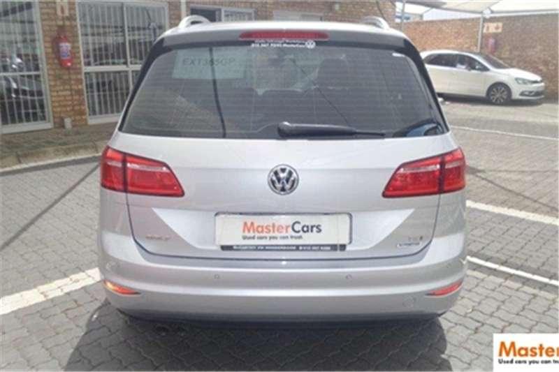 VW Golf SV 1.4TSI Comfortline 2016