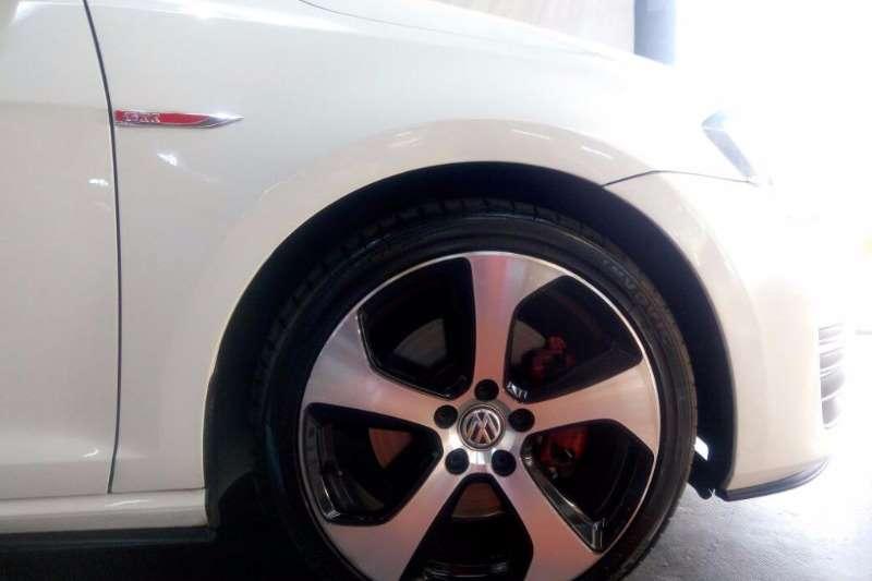 VW Golf VII GTI DSG 2013