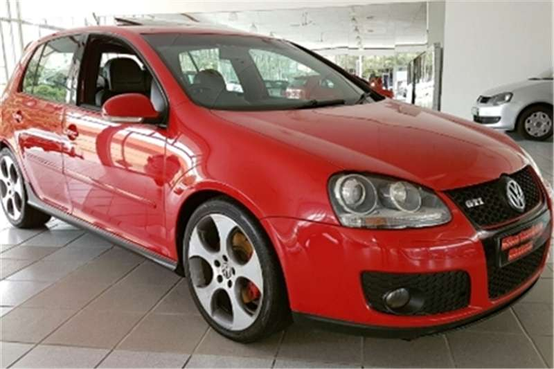 2009 vw golf volkswagen golf 5 gti 2 0 fsi cars for sale in north west r 179 950 on auto mart. Black Bedroom Furniture Sets. Home Design Ideas