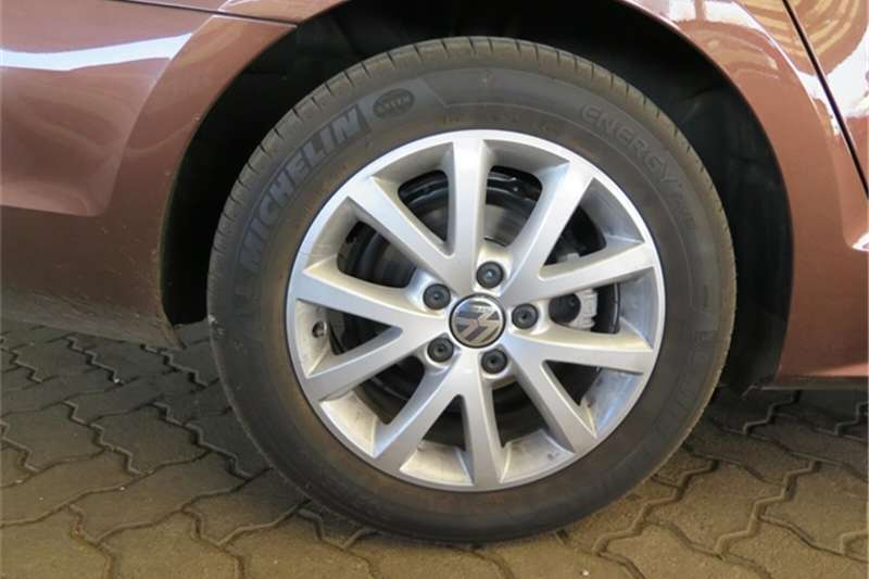 VW Jetta 1.4TSI Comfortline auto 2017