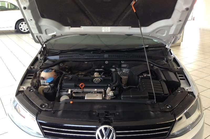 VW Jetta 1.4TSI Comfortline (One Owner) 2012
