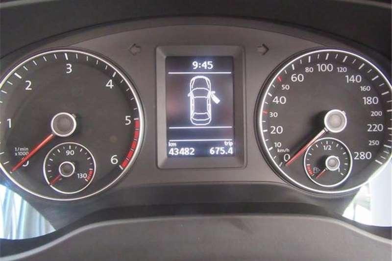 VW Jetta 1.6TDI Comfortline auto 2013