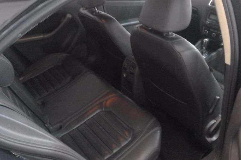 VW Jetta 1.6TDI Comfortline DSG 2012