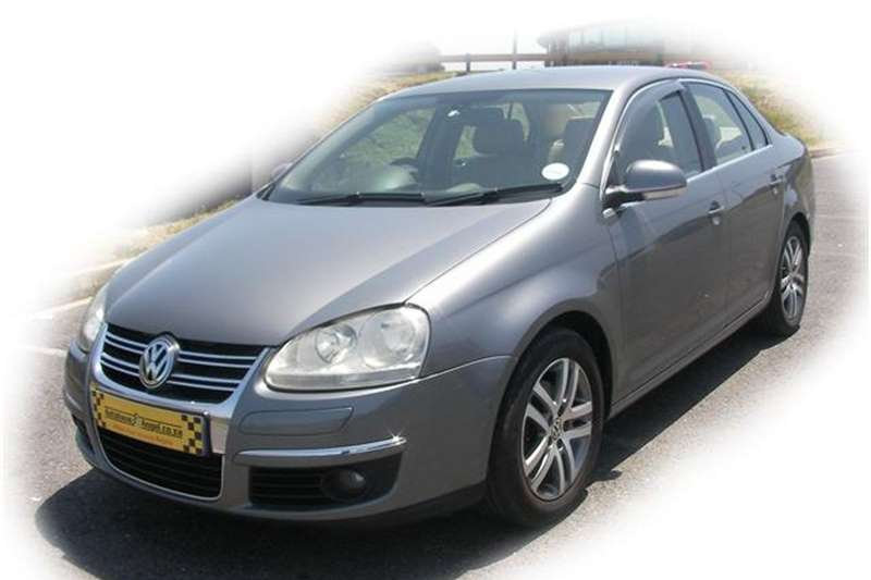 VW Jetta 2.0 FSI SPORTLINE 2005