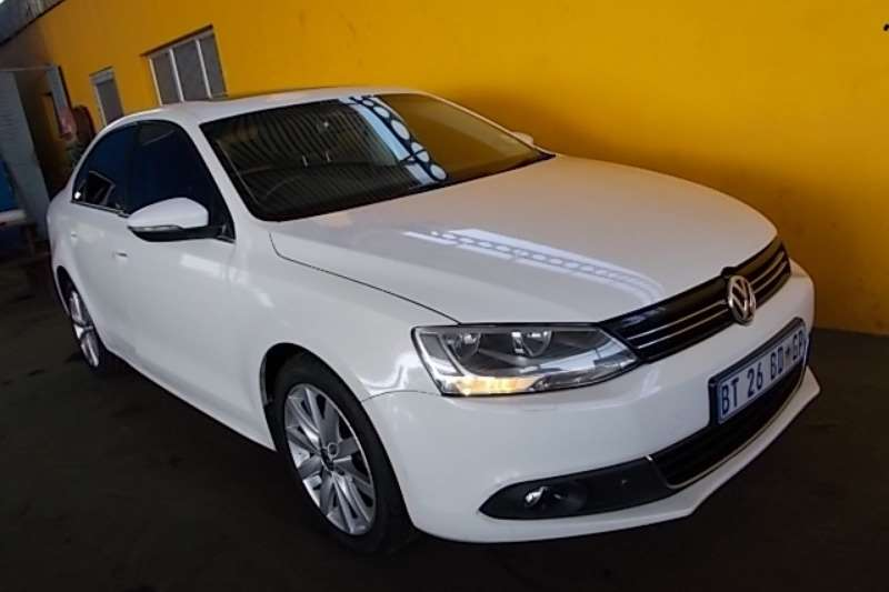 VW Jetta 2.0TDI Highline 2012