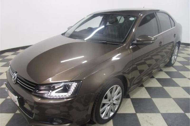 VW Jetta 2.0TDI Highline 2014
