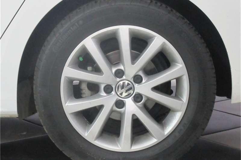 VW Jetta VI 1.6 TDI COMFORTLINE 2013