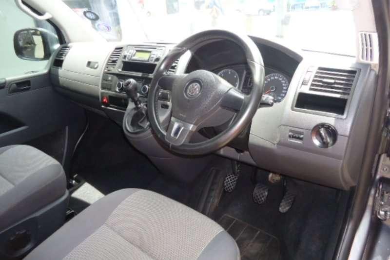 VW Kombi 2.0TDI 75kW SWB 2010
