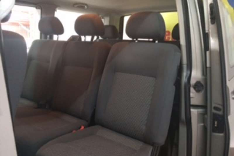 VW Kombi 2.0TDI 75kW SWB 2012