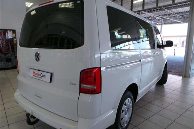 VW Kombi 2.0TDI SWB Trendline 2015