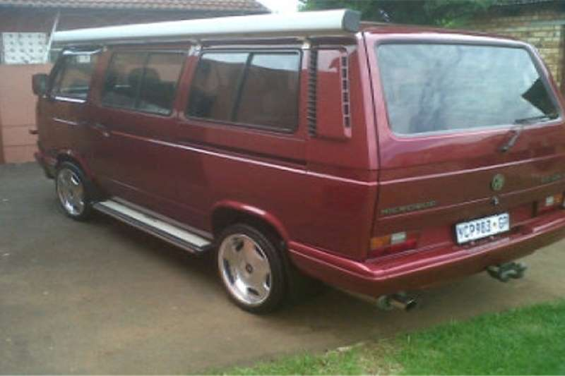 VW Microbus 23i FINANCE AVAILABLE cars for sale in Gauteng | R 79 000 on Auto Mart