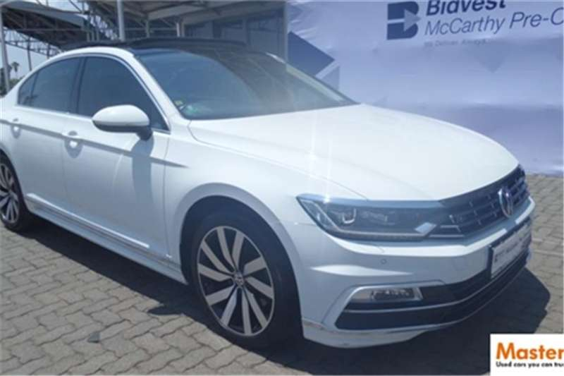 VW Passat 2.0TDI Executive R Line 2017