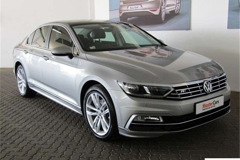 VW Passat 2.0TDI Luxury 2017