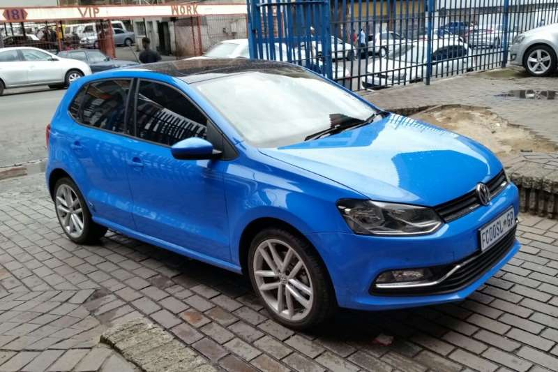 2016 vw polo 1 2 tsi cars for sale in gauteng r 220 000. Black Bedroom Furniture Sets. Home Design Ideas