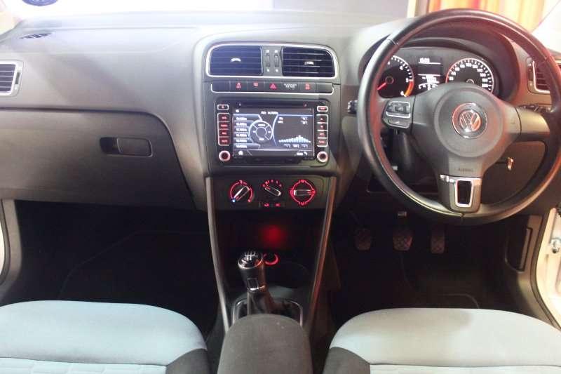 VW Polo 1.2TDI BlueMotion 2013