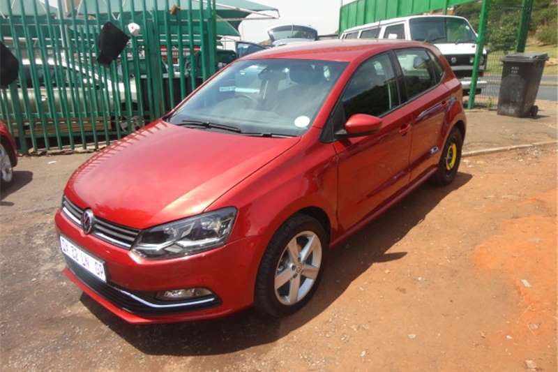 2015 vw polo 1 2tsi comfortline hatchback petrol fwd manual cars for sale in gauteng r. Black Bedroom Furniture Sets. Home Design Ideas