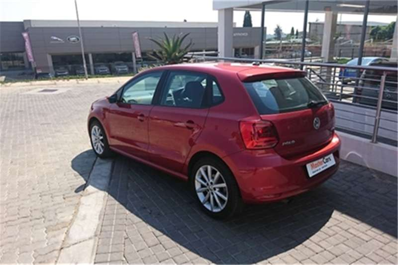 VW Polo 1.2TSI Highline 2015