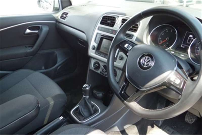 VW Polo 1.2TSI Highline 2016