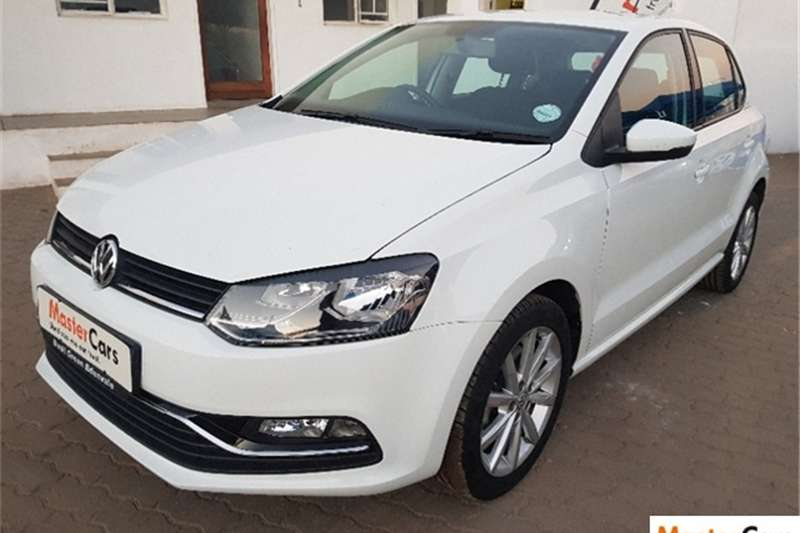 VW Polo 1.2TSI Highline auto 2017