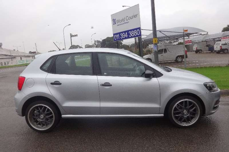 VW Polo 1.2TSI Trendline 2015