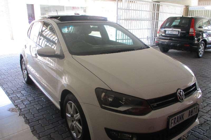 VW Polo 1.4 Comfortline 2013