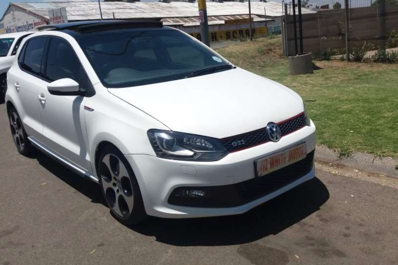 2013 vw polo 1 4 gti tsi auto cars for sale in gauteng r. Black Bedroom Furniture Sets. Home Design Ideas