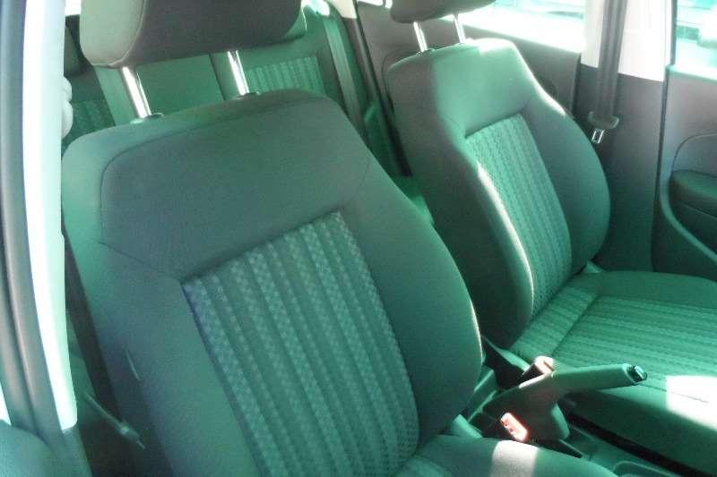 VW Polo 1.6 Comfortline 2015