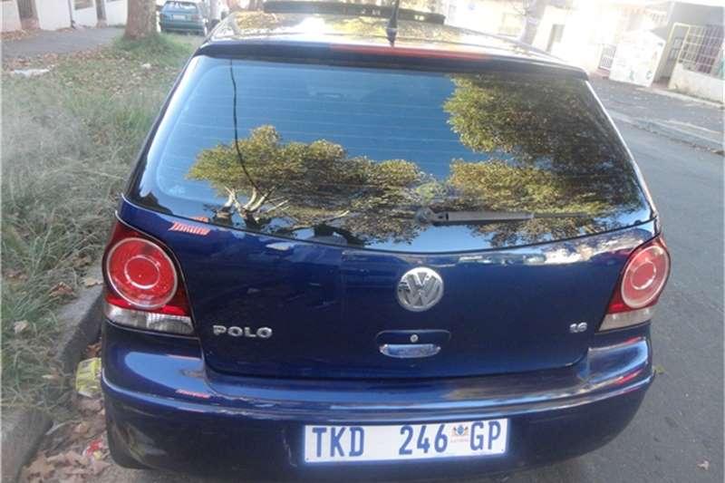 VW Polo 1.6 Comfortline sunroof 2006