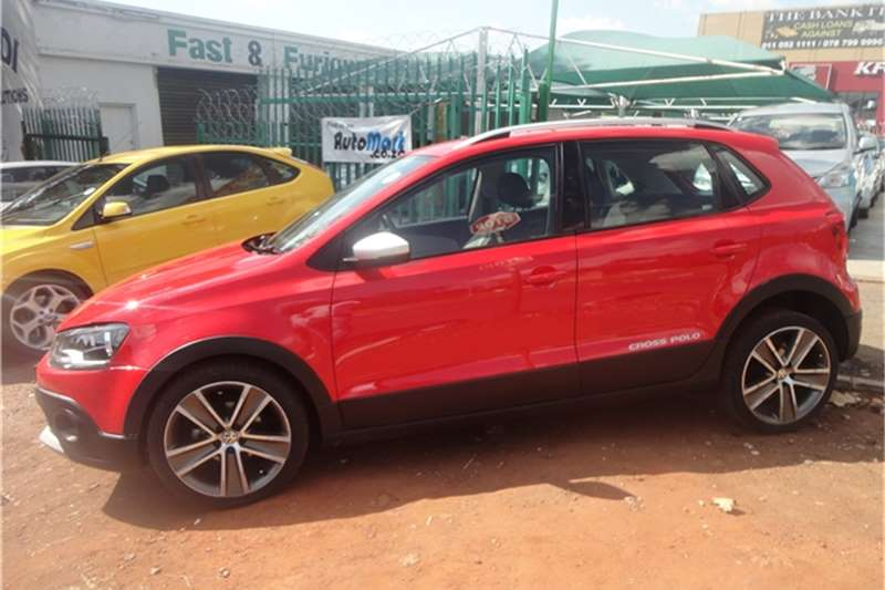 2013 vw polo 1 6 cross polo cars for sale in gauteng r 160 000 on auto mart. Black Bedroom Furniture Sets. Home Design Ideas