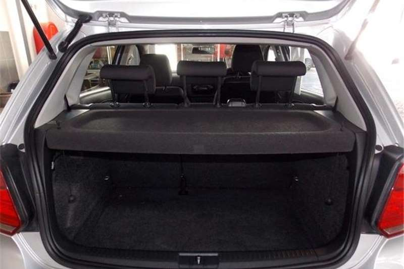 VW Polo 1.6 Trendline 2011
