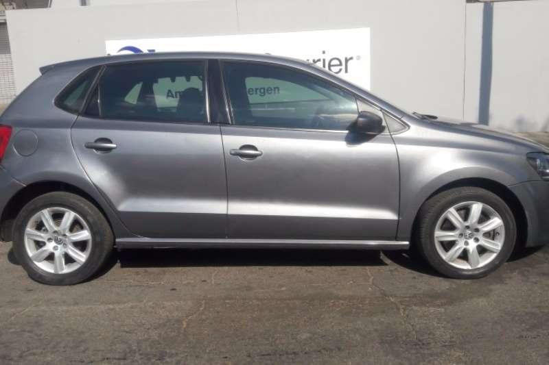 VW Polo 1.6TDI Comfortline 2012