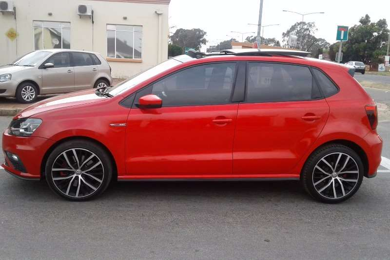 2015 vw polo 1 8 gti dsg cars for sale in gauteng r 285 000 on auto mart. Black Bedroom Furniture Sets. Home Design Ideas