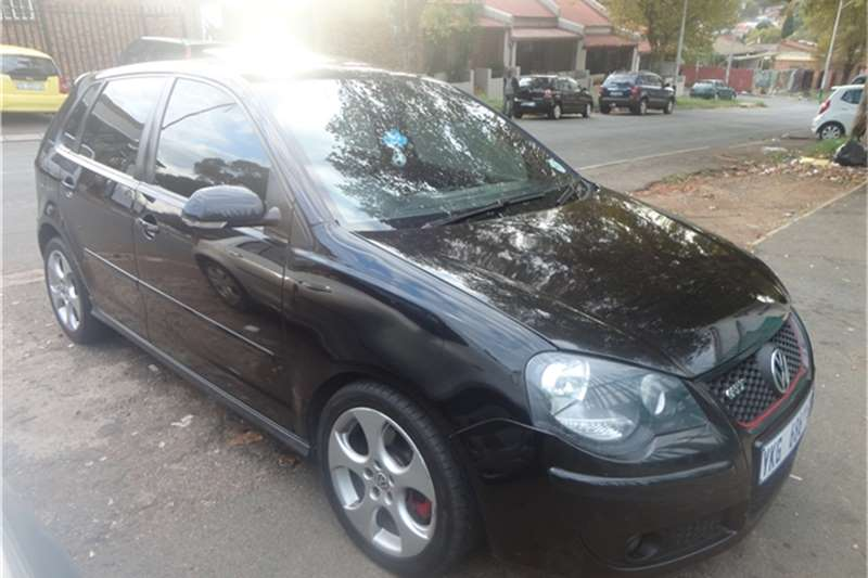 VW Polo 1.8 GTI TURBO 2008